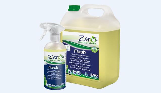 Flash diventa Ecolabel ed entra nella famiglia Zero