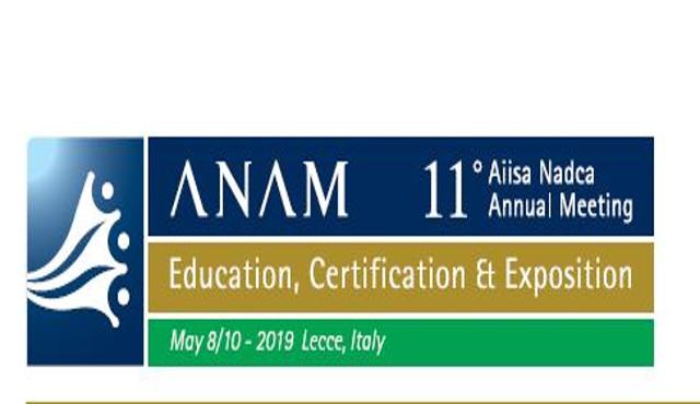 Appuntamento a Lecce per l'11° meeting Anam