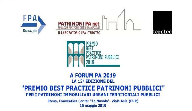 """Ecco i vincitori del """"Premio Best Practice Patrimoni Pubblici"""""""