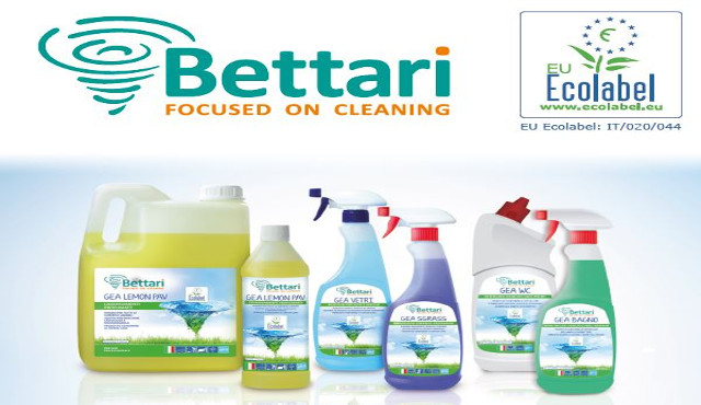 Bettari: linea Ecolabel