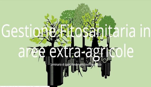 Gestione fitosanitaria nelle aree extra-agricole, il punto della situazione