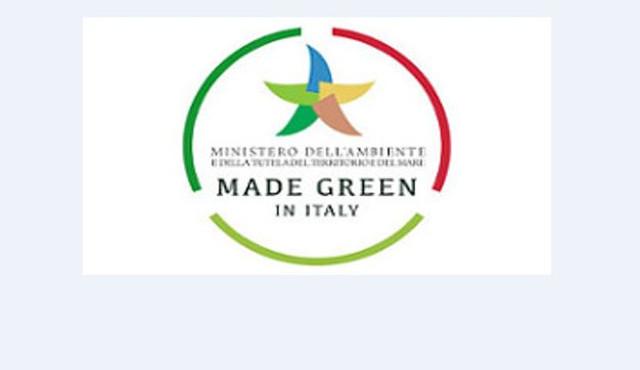 """""""Made Green In Italy"""": dal 13 giugno in vigore il regolamento di attuazione"""
