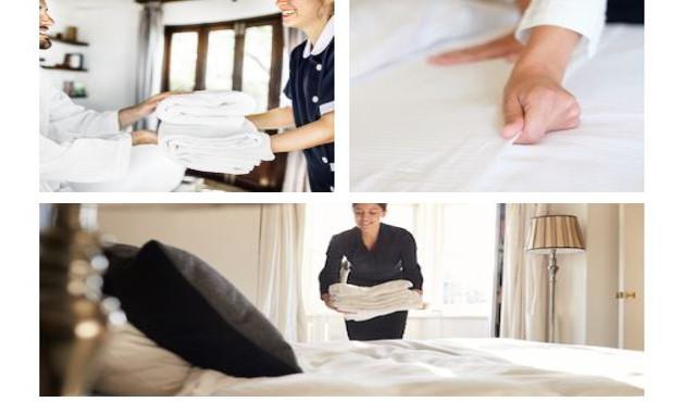 Hotel, istruzioni per un cleaning perfetto