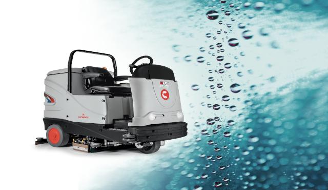Non Stop Cleaning: l'impegno di Comac per un uso responsabile dell'acqua