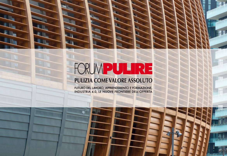 Forum Pulire 2018