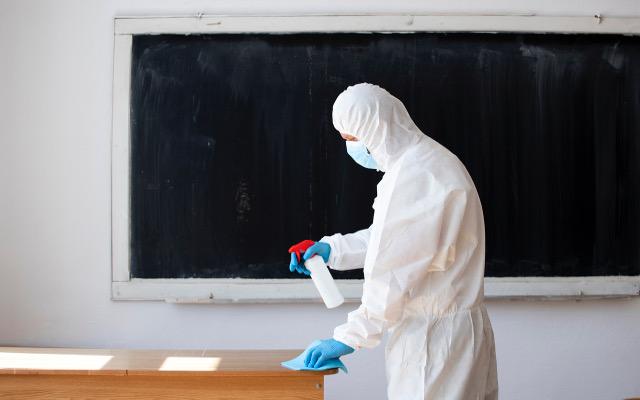 Riapertura scuole, occhio alla pulizia e all'igiene!