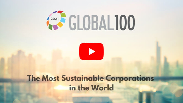 Essity tra le 100 aziende più sostenibili al mondo