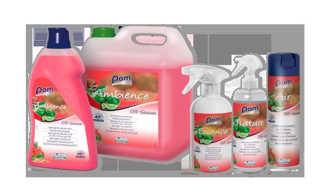 POM, la fragranza che trasforma il pulito in una lunga e unica emozione