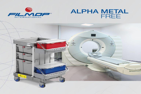 Alpha Metal Free: via libera nelle aree di risonanza magnetica