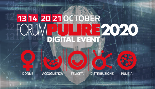 Forum Pulire Digital Event