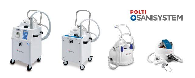 Polty Sani System, il vapore che protegge il lavoro