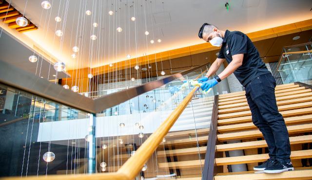 Hilton si prepara a ripartire con un nuovo protocollo di sanificazione