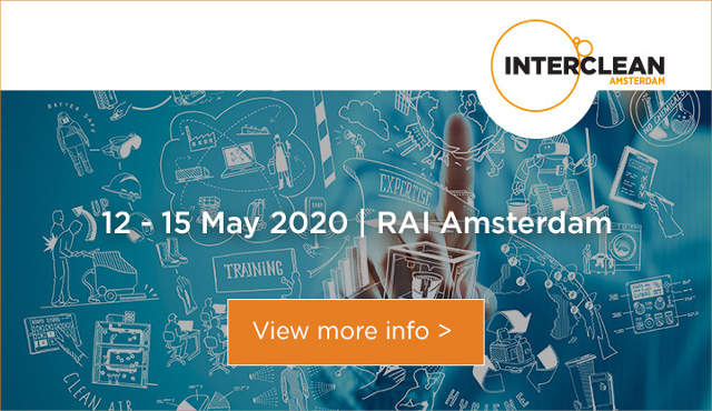 L' Amsterdam Innovation Award celebra la sua 13 edizione a Interclean Amsterdam 2020