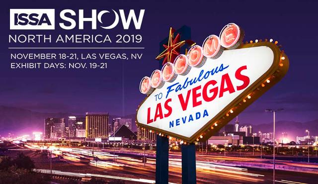 ISSA North America torna a Las Vegas