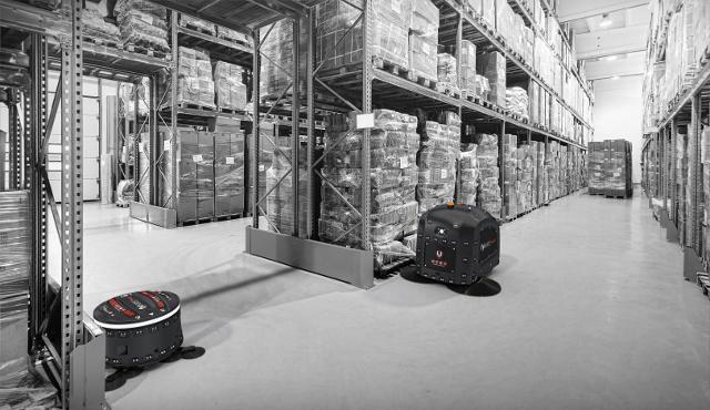 Ica System, RA 660 Navi e Fybots XL: l'innovazione paga