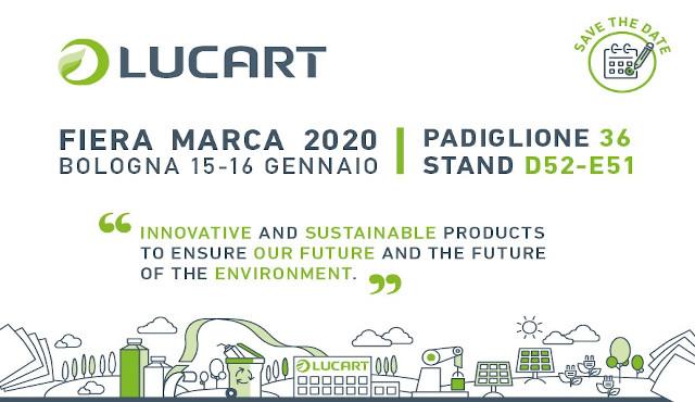 Lucart porta sostenibilità e innovazione a MARCA 2020
