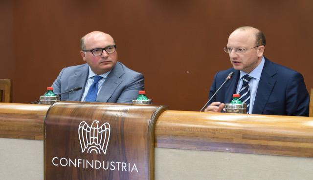 Lorenzo Mattioli confermato presidente di Anip-Confindustria e sancita la nascita della Federazione dell'industria italiana dei servizi