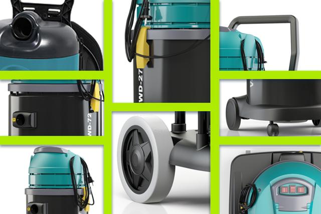Nuovi aspiratori Tennant: più efficienti, più ecologici, più sicuri