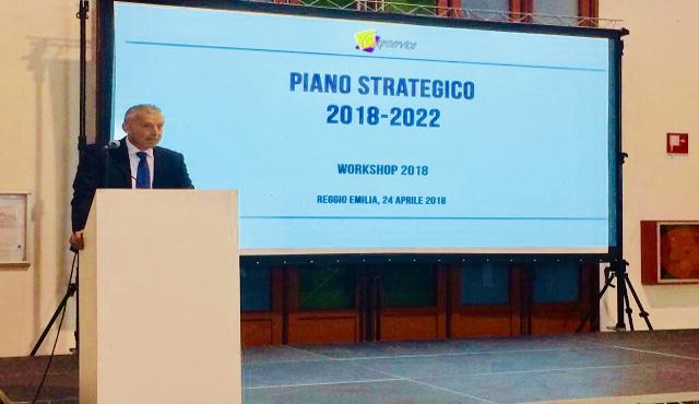 Presentato il nuovo piano strategico di Coopservice