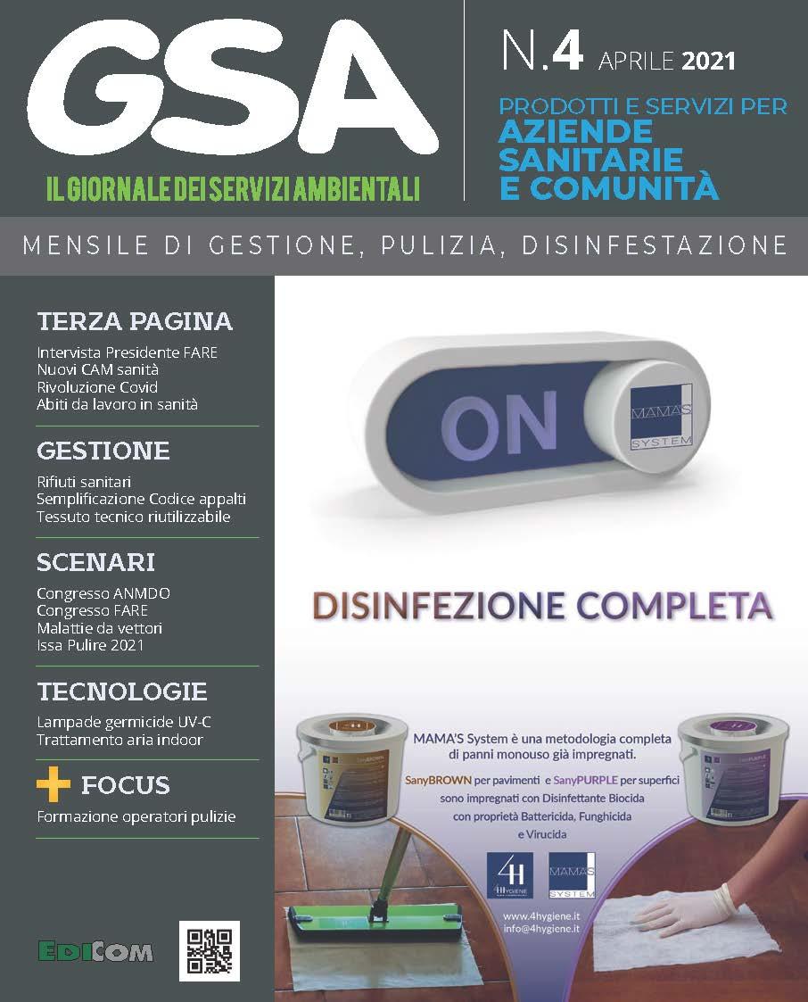 GSA 4/21