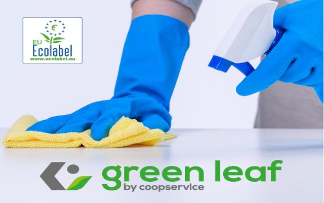 Coopservice: servizi di pulizia a marchio Ecolabel