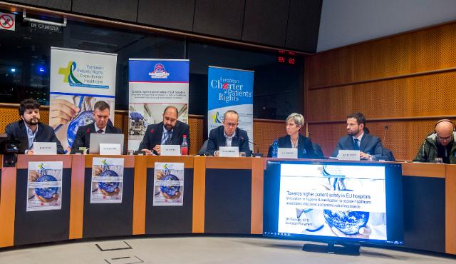 Contrasto alle ICA: una due giorni a Bruxelles con Cittadinanzattiva e Copma