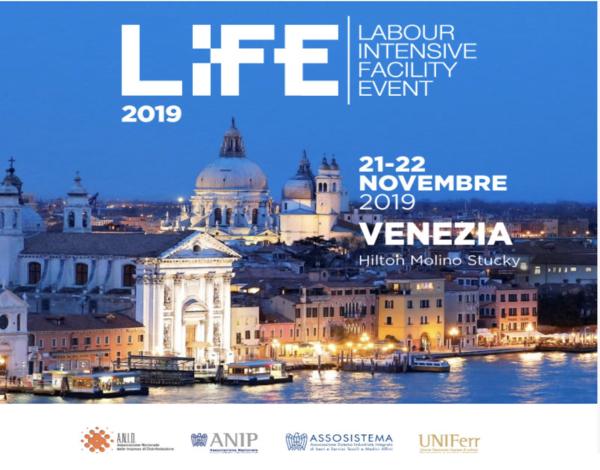 LIFE 2019, la quarta edizione a Venezia il prossimo 21 e 22 novembre