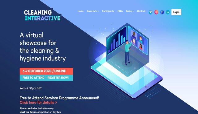 Cleaning Interactive, una vetrina virtuale per l'industria della pulizia e dell'igiene