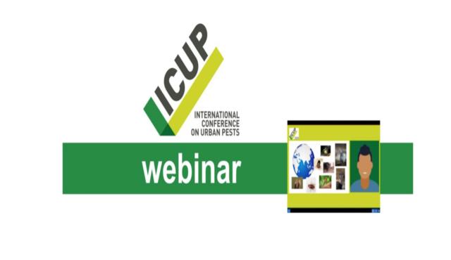 La Conferenza internazionale sui parassiti (ICUP) online il 9 marzo 2021