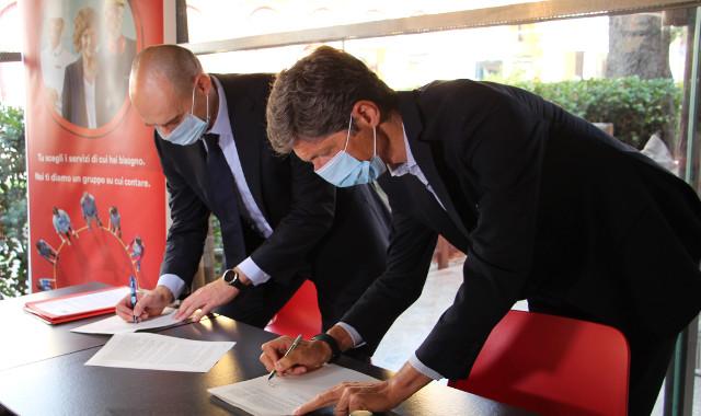 Camst e Gruppo Hera siglano un patto per la sostenibilità