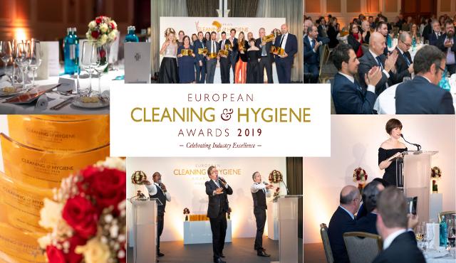 European Cleaning Awards, un successo da condividere