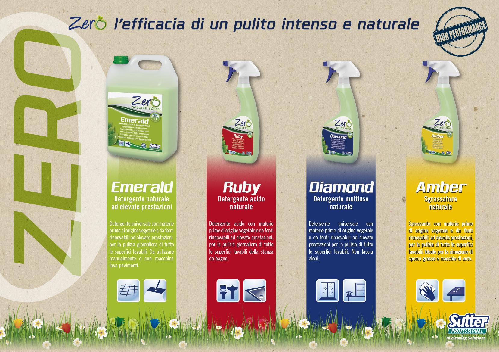 """Oltre la semplice sostenibilità: Sutter punta sul vegetale con la """"Linea Zero"""""""