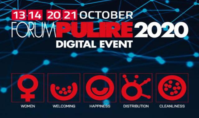 Forum Pulire 2020: un'esperienza virtuale per un'emozionante confronto reale