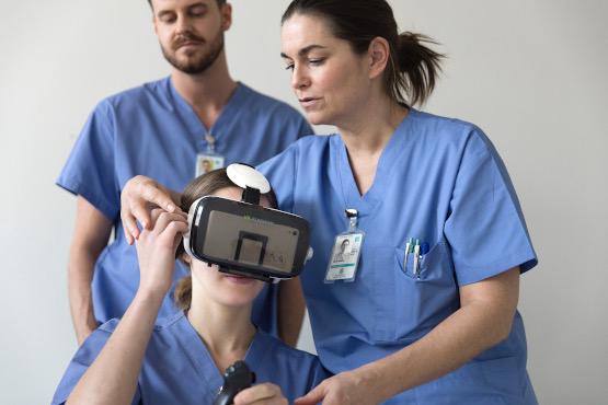Tork Virtual Reality Clean Hands Training vince l'Amsterdam Innovation Award 2020