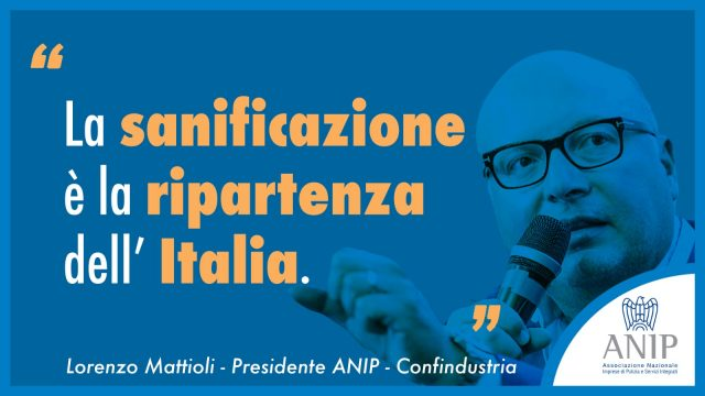 COVID-19, ANIP-Confindustria:chiede maggiore coinvolgimento nella fase 2 dell'Italia