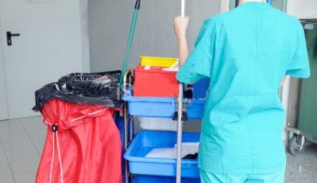La gestione dei servizi di pulizia in ambito sanitario
