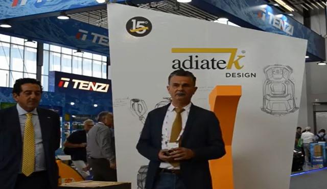 "A Gian Paolo Accadia (Adiatek) il premio ""Imprese nella storia"""