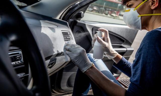 Attenzione alla sanificazione degli automezzi aziendali