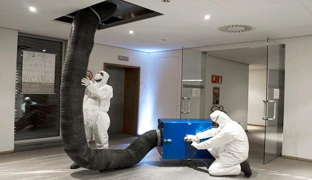La sanificazione degli impianti d'aria e degli ambienti di lavoro:  facciamo chiarezza