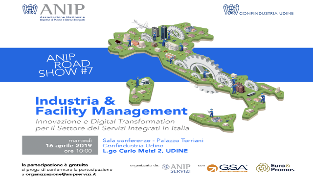 7° tappa dell'ANIP Road show a Udine