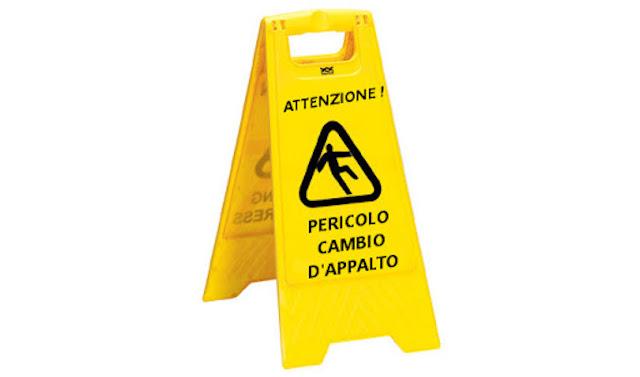 """Licenziamenti per cambio appalto e """"Cura Italia"""""""