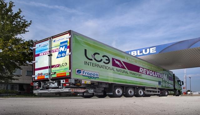 CONAD E LC3: trasporto sostenibile per una spesa green