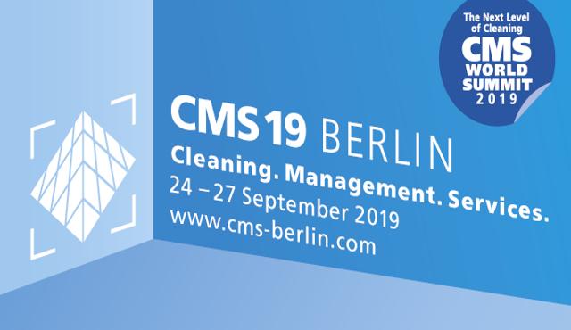 CMS Berlino 2019 nel segno dell'innovazione
