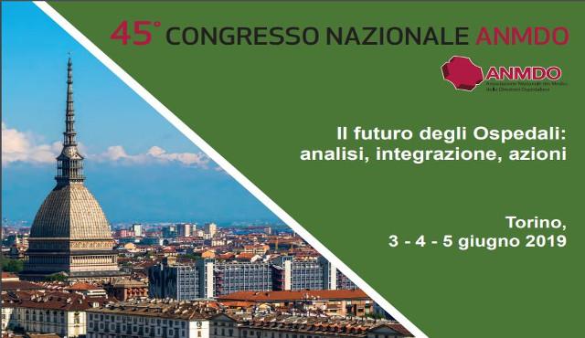 45 Congresso nazionale ANMDO