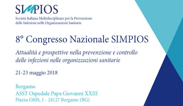 23 maggio: al Congresso Simpios si parla di disinfezione ambientale