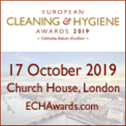 European Cleaning Hygiene Award