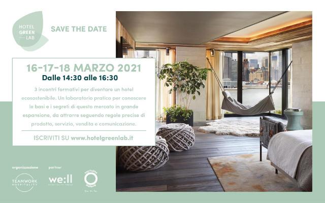 Hotel Green Lab: come diventare un hotel ecosostenibile