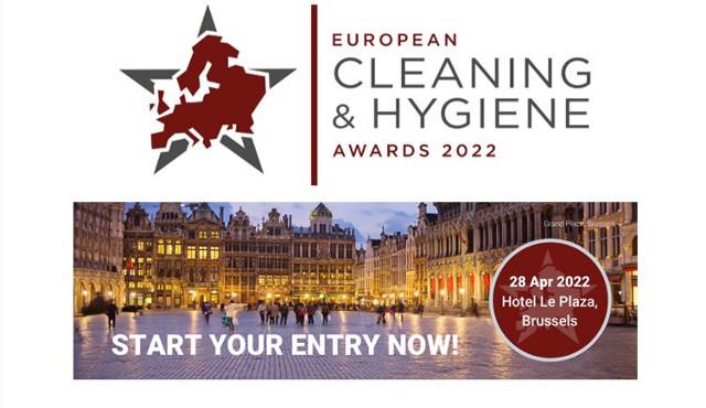 Partecipa ora agli European Cleaning & Hygiene Awards!