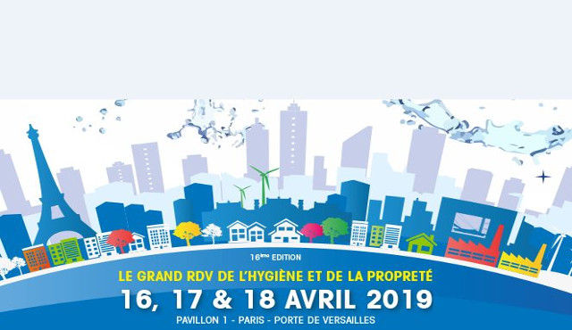 Europropre 2019 in scena a Parigi