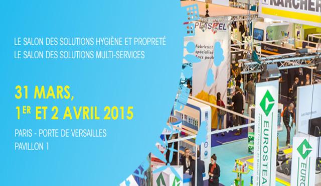 """Europropre 2015, la biennale parigina apre alle """"multiservizi"""""""